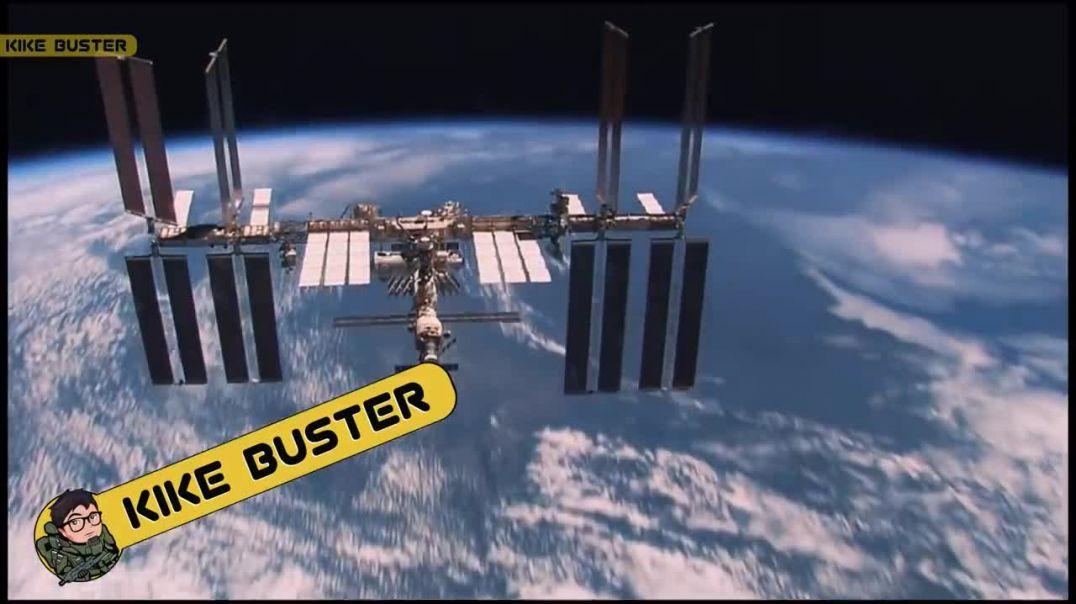 ¿La ISS es un FRAUDE de la NASA para ocultar la TI(720P_HD)