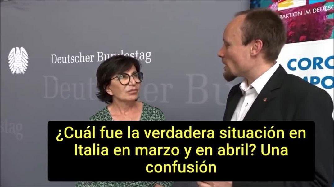 Una de los mejores virólogas de Italia - Cómo la política y los medios nos mintieron