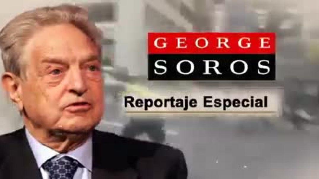 """El reportaje """"George Soros y su incidencia en Latinoamérica"""""""