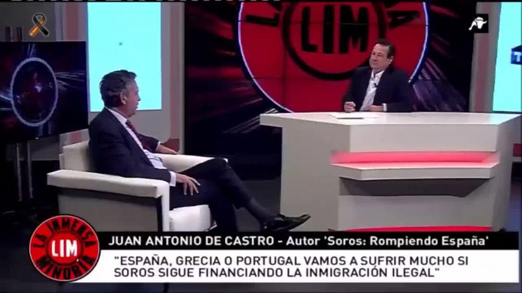 El Toro TV: George Soros rompiendo a España