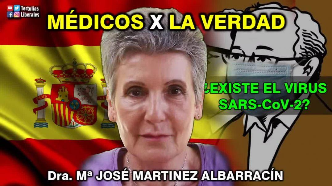 EXISTE EL SARS CoV 2 Dra María José Martinez Albarracin