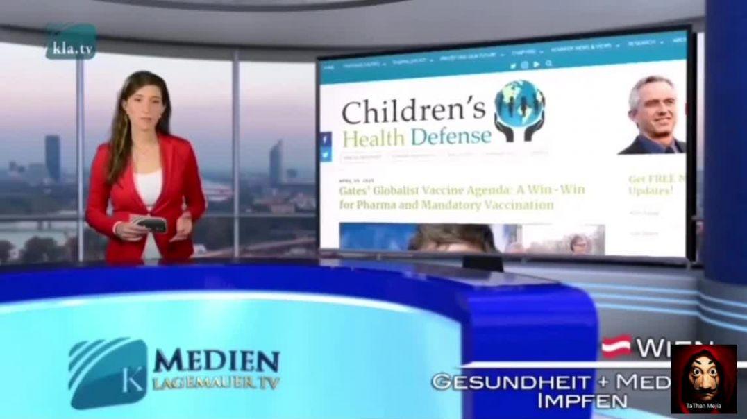 Robert kennedy y su investigacion sobre las vacunas