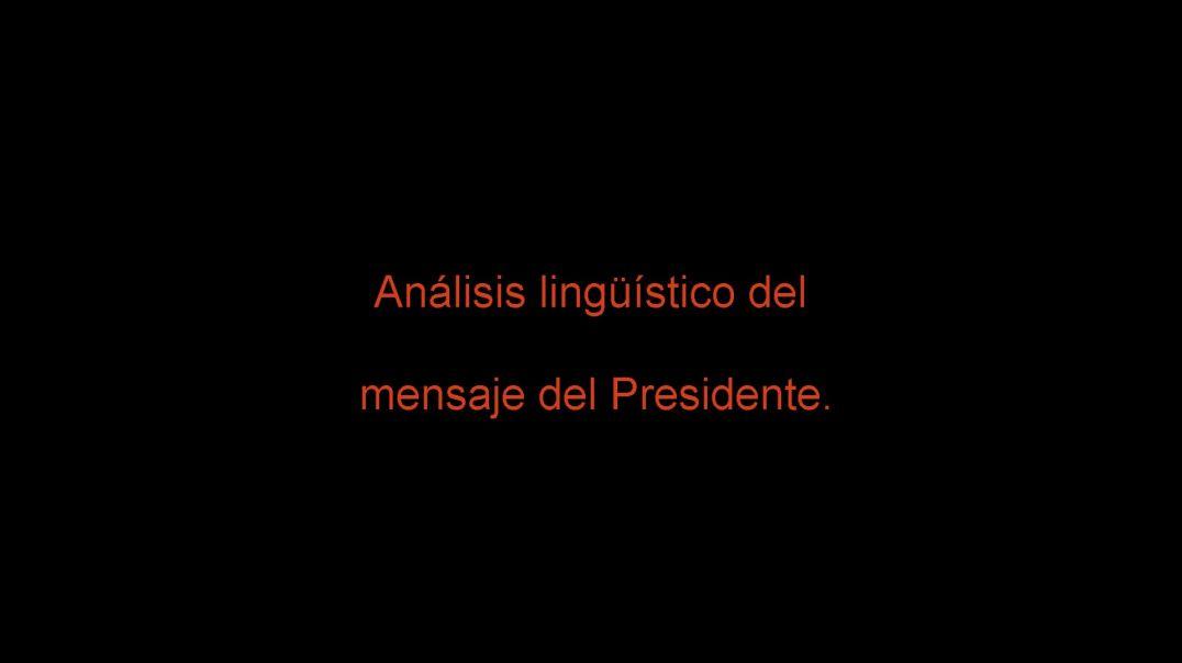 Análisis de la comparecencia de Pedro Sánchez