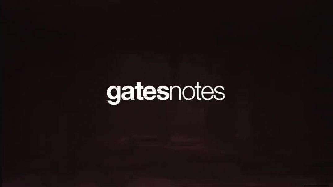 Bill Gates y los Mosquitos en su canal.