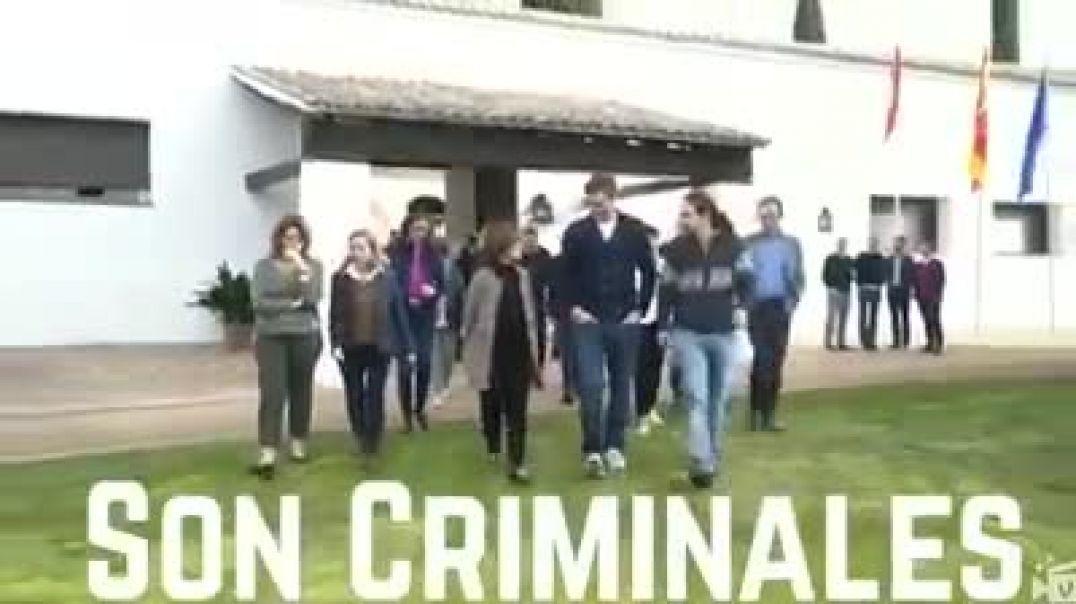 España Denuncia Criminales