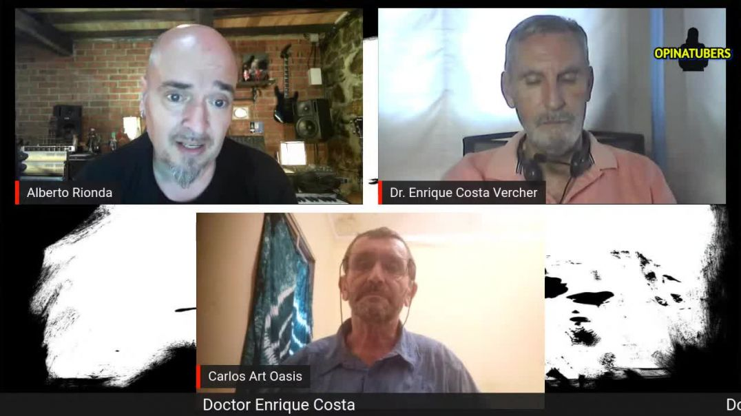 Charla con Enrique Costa