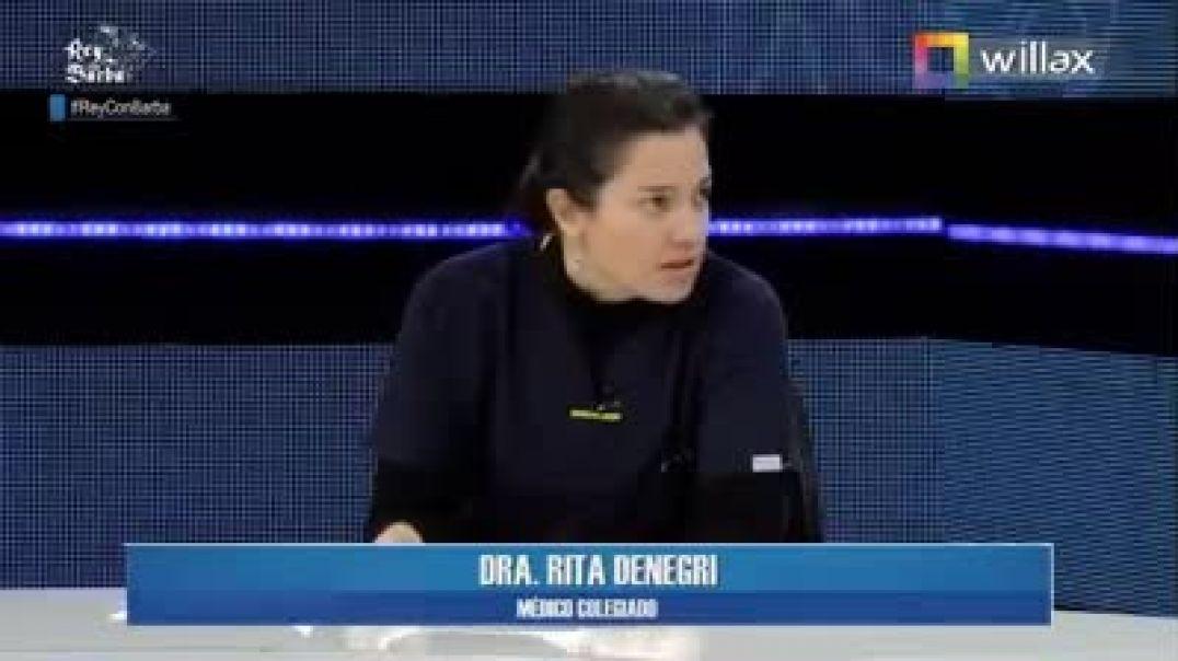 Testimonio Dra Rita Denegri CDS en Pacientes