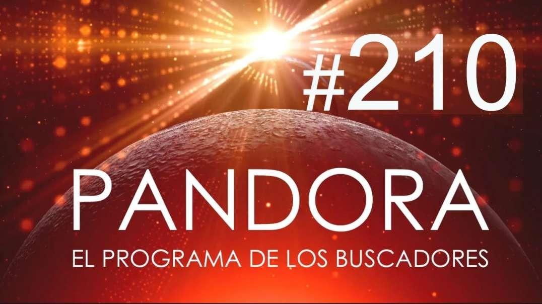 PANDORA #210: Palabras Mágicas para Crear Tu Realidad - Directo con María Pazos
