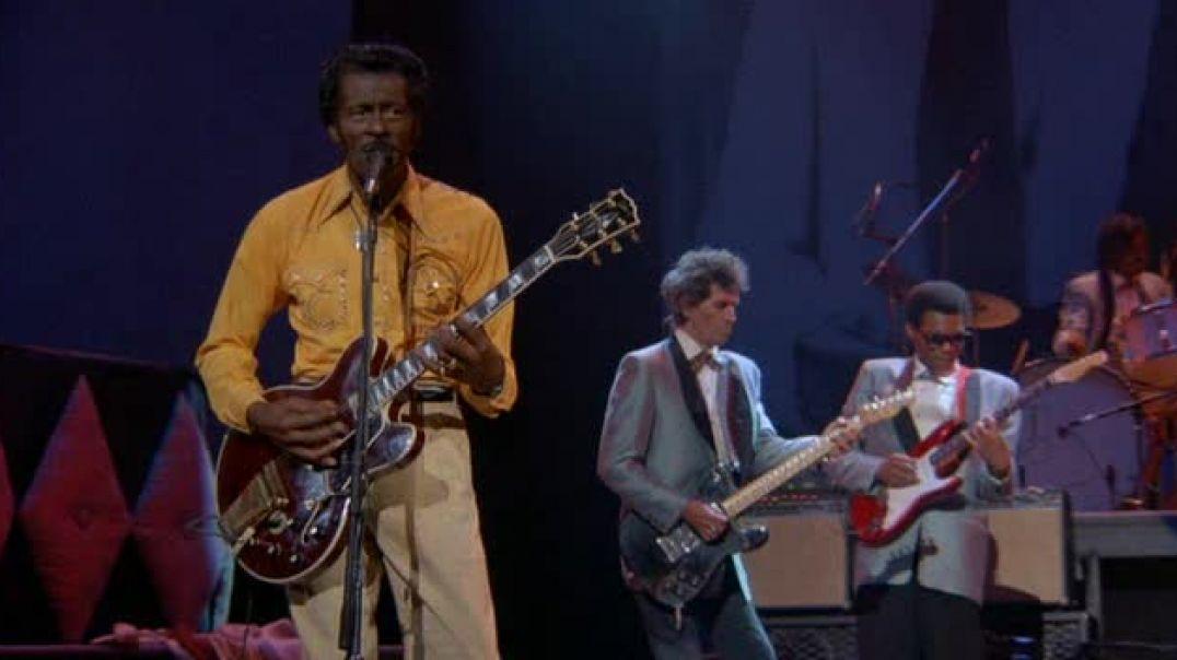 Chuck Berry Hail Hail R`Roll - 1987 Recital