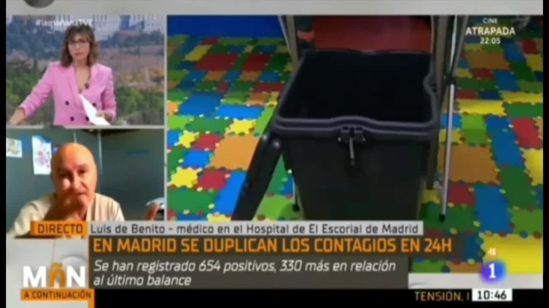 BOOOOMBA___ MÉDICO ESPAÑOL DEJA EN EVIDENCIA A RTVE EN DIRECTO(720P_60FPS)