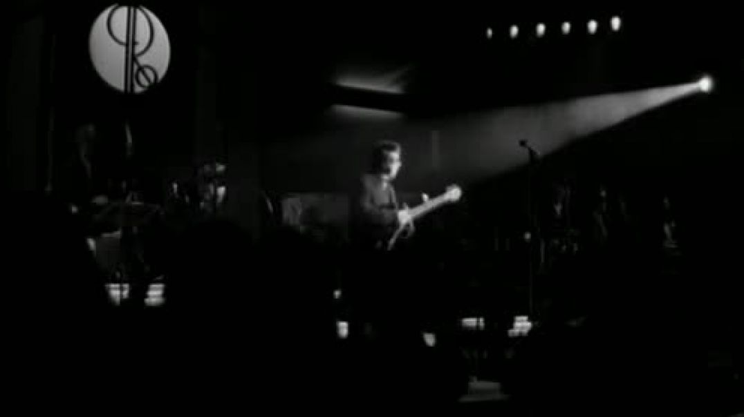Roy Orbison - Black And White Night - 1987