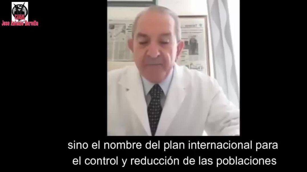 DR. ROBERTO PETRELLA ADVIERTE; EL COVID 19 es el Nombre del plan Para EL GENOCIDIO Y ESTERILIZACIÓN