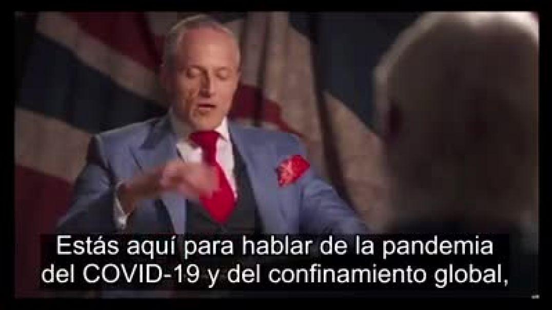 DAVID ICKE HABLA DEL COVID - BUSCA LAS EVIDENCIAS-