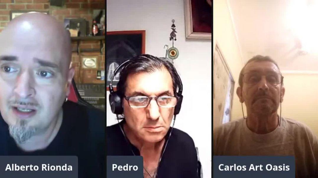 Charla con Carlos Costa (Segunda Parte)