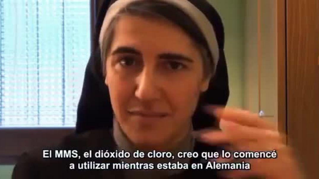 Teresa Forcades, monja y médico da testimonio sobre el Dióxido de Cloro (MMS)