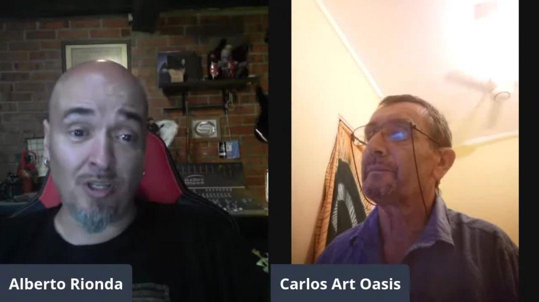 Charla con Carlos Costa La Vida Secreta de las Plantas (Primera Parte)