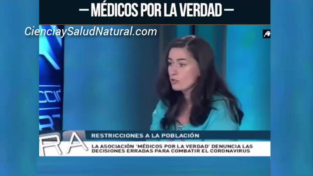 Desenmascarar lo Falso -  Médicos por la verdad.