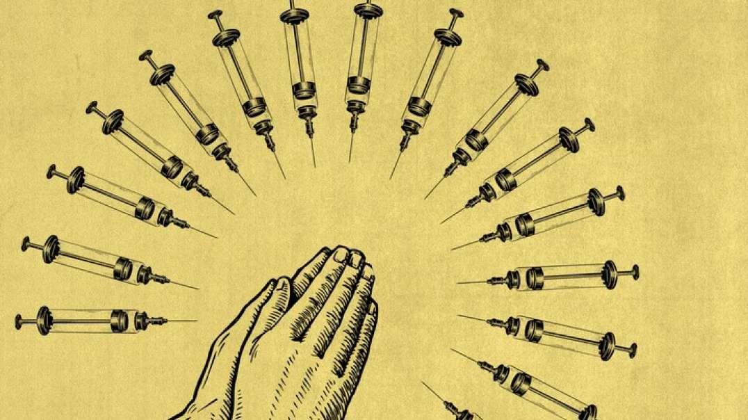 """Las vacunas de esta """"pandemia"""" quitaran la espiritualidad llevando a la condenacion"""