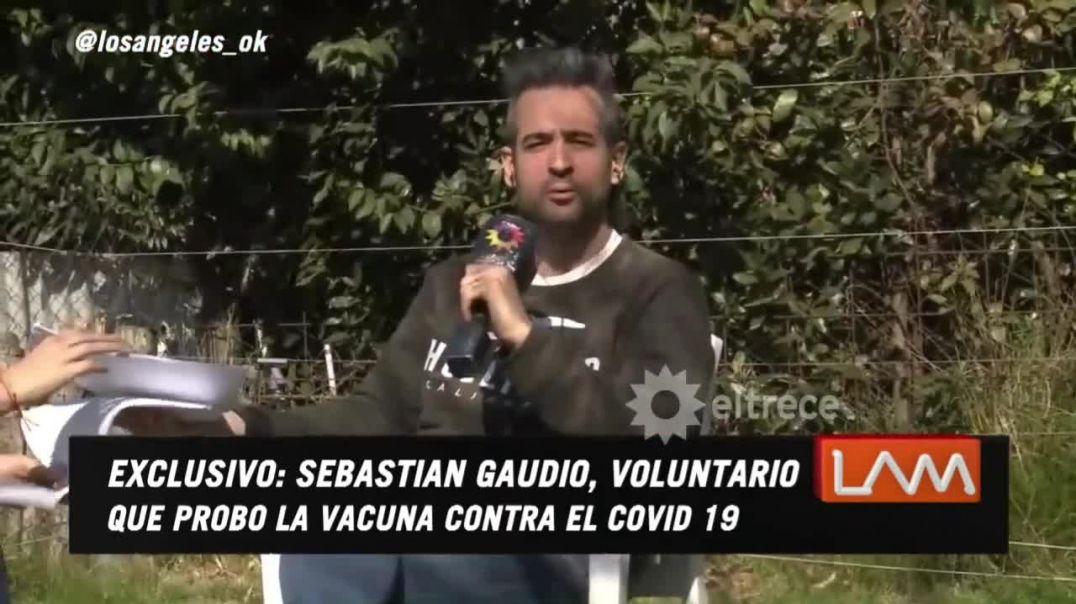 Voluntario de vacuna Covid19 no puede tener hijos por 2 años