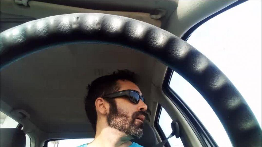 REFLEXIONES IN THE CAR