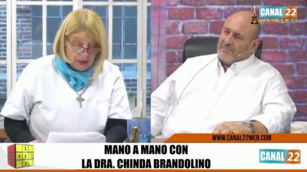 Dra. Chinda Brandolino. La inocuidad y efectividad del Dióxido de Cloro.