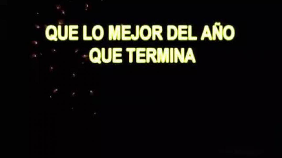 """2018 Video final de año viral """"ACABAS DE RECIBIR MI ABRAZO A LA DISTANCIA"""""""