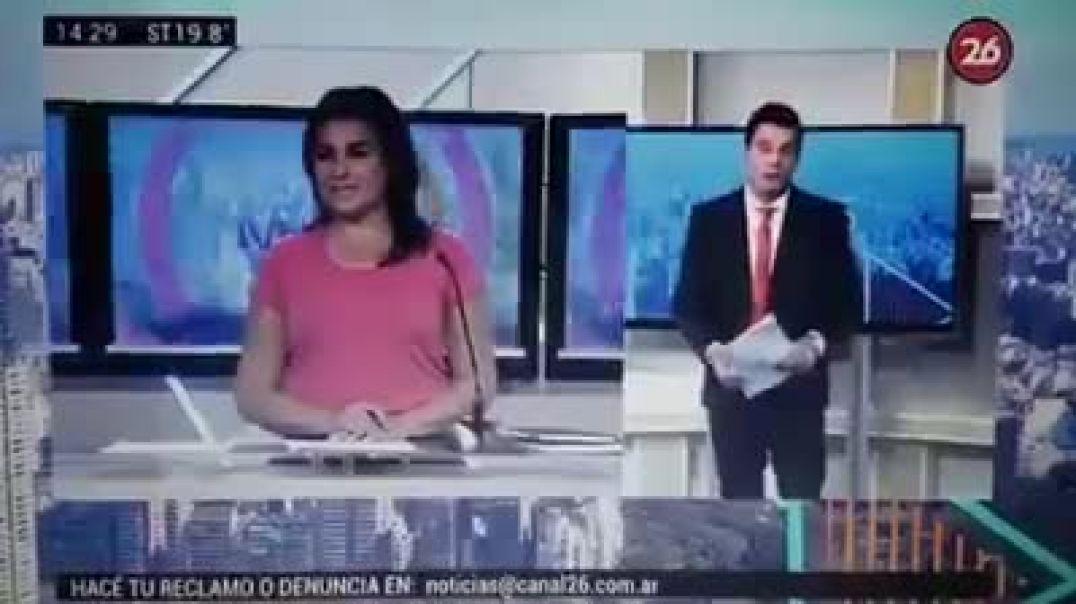 Resumen de Canal A 26 Argentina sobre la Pandemia