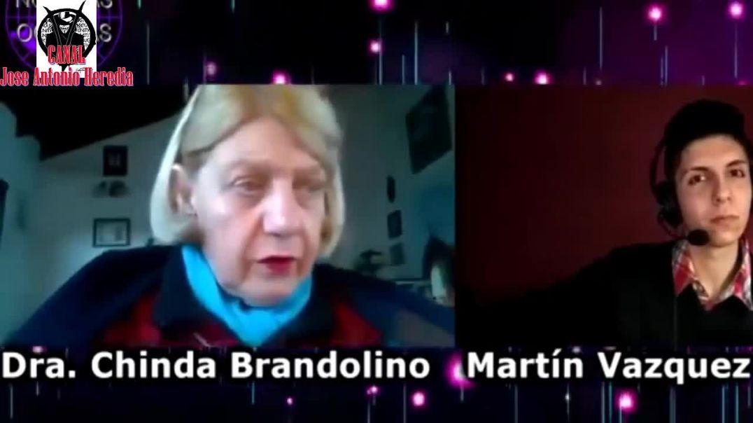 URGENTE COVID 19-La Dra.Chinda Brandolino Resume esta locura para comprender lo ocurrido HASTA AHORA