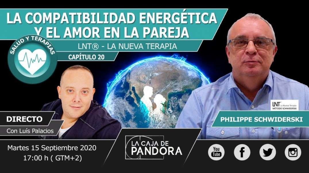 LA COMPATIBILIDAD ENERGÉTICA Y EL AMOR EN LA PAREJA con Philippe Schwiderski (720p_30fps_H264-128kbi