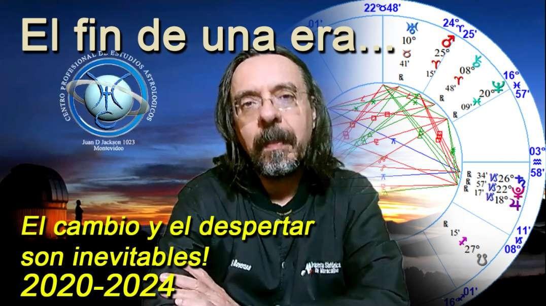 El fin de una era, el despertar es inevitable 2020-2024