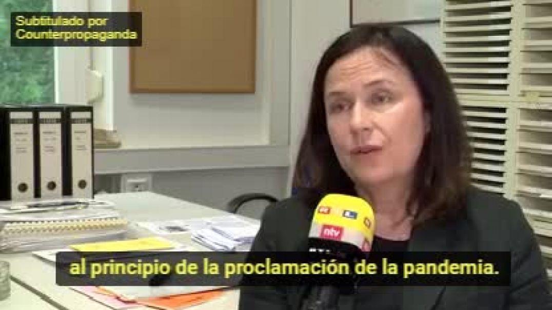 Epidemióloga Angela Spelsberg: La pandemia se ha terminado.