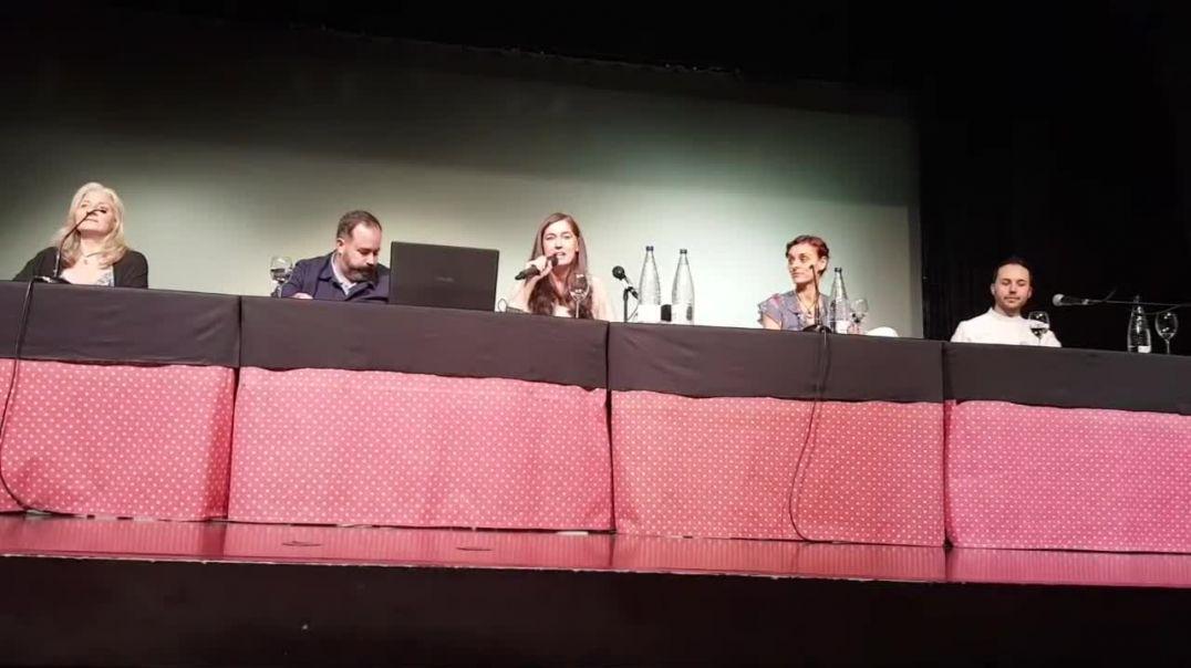 Conferencia : UNIDOS POR LA VERDAD Y LA VIDA EN LIBERTAD - Medicos, Psicologos, Policias - Rueda de