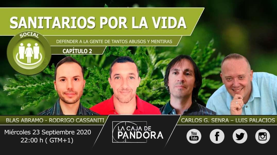 SANITARIOS POR LA VIDA - Blas Abramo, Rodrigo Cassaniti, Carlos Senra, Luis Palacios (720p_30fps_H26