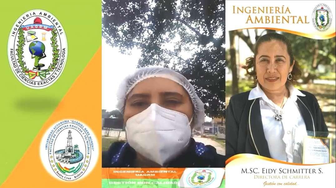 D003. Bolivia. Universidad produce CDS para salvar vidas. Parte 2/2.