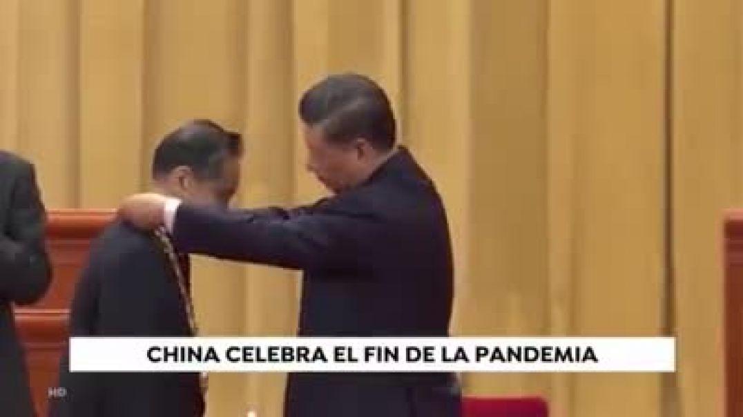 Fin de la Pandemia en China