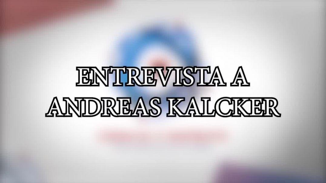 Andreas Kalcker desde Suiza. Beneficios incuestionables del Dióxido de Cloro.