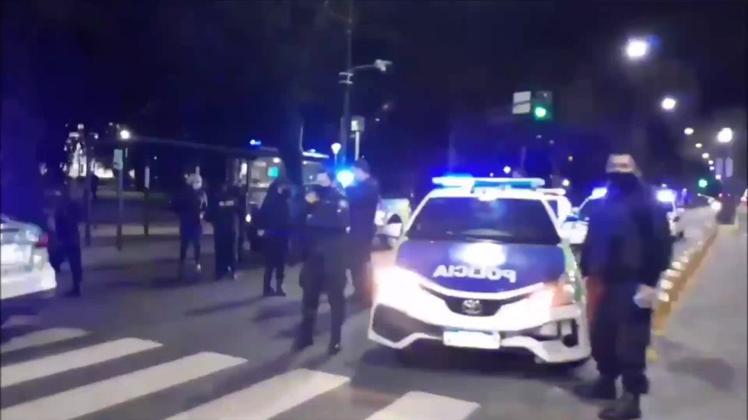 Policías Bonaerenses Argentinos dicen BASTA.