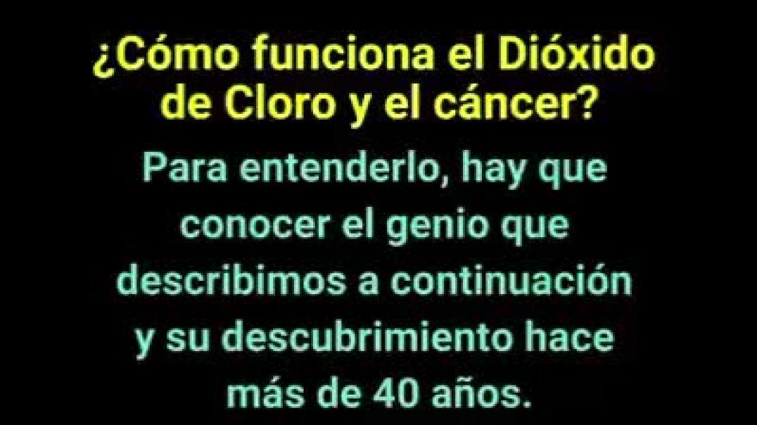 El dioxido de cloro cura el cancer