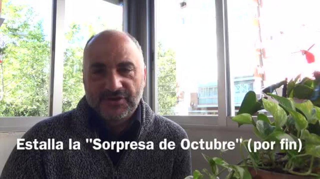 Rafapal nos informa de la Explosión de Noticias en este Octubre Rojo