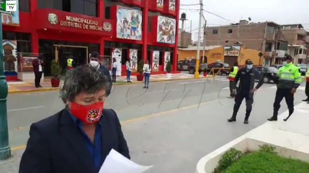 Arturo Fernández alcalde de Moche declara su distrito el fin de la Pandemia(720P_HD)_1