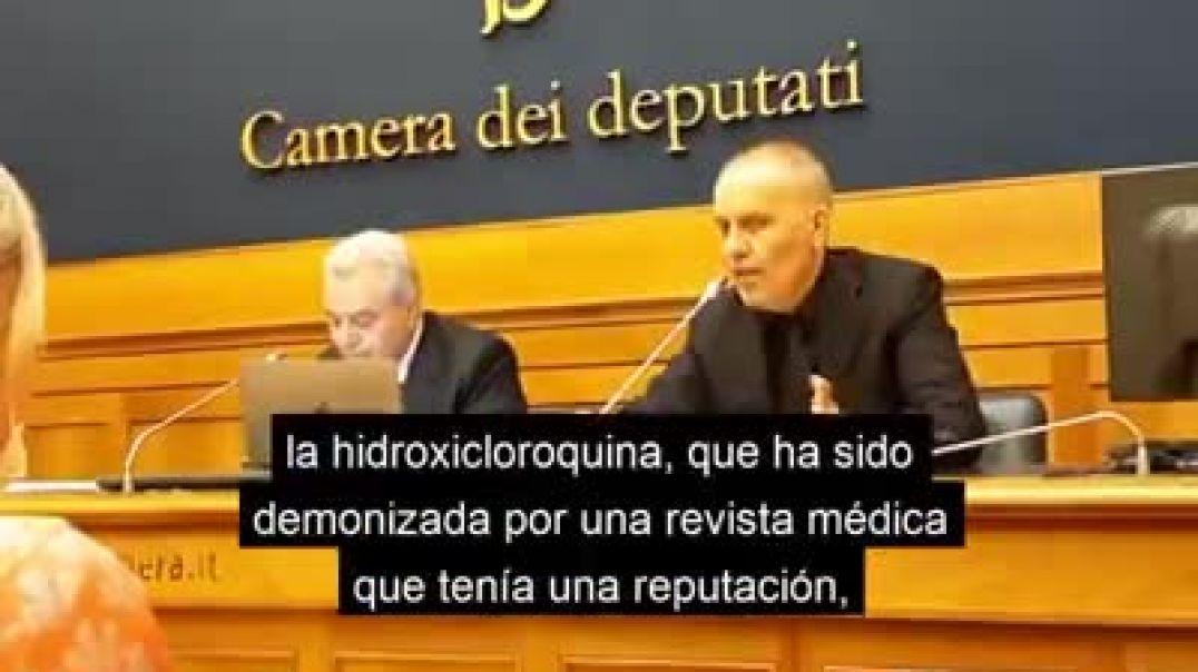 Dr. Pascuale Mario Bacco | Camara de Diputados Italia