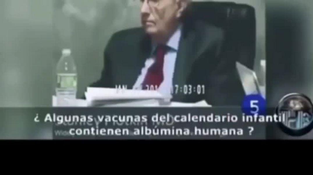 VACUNAS FETALES DOBLE GENOCIDIO