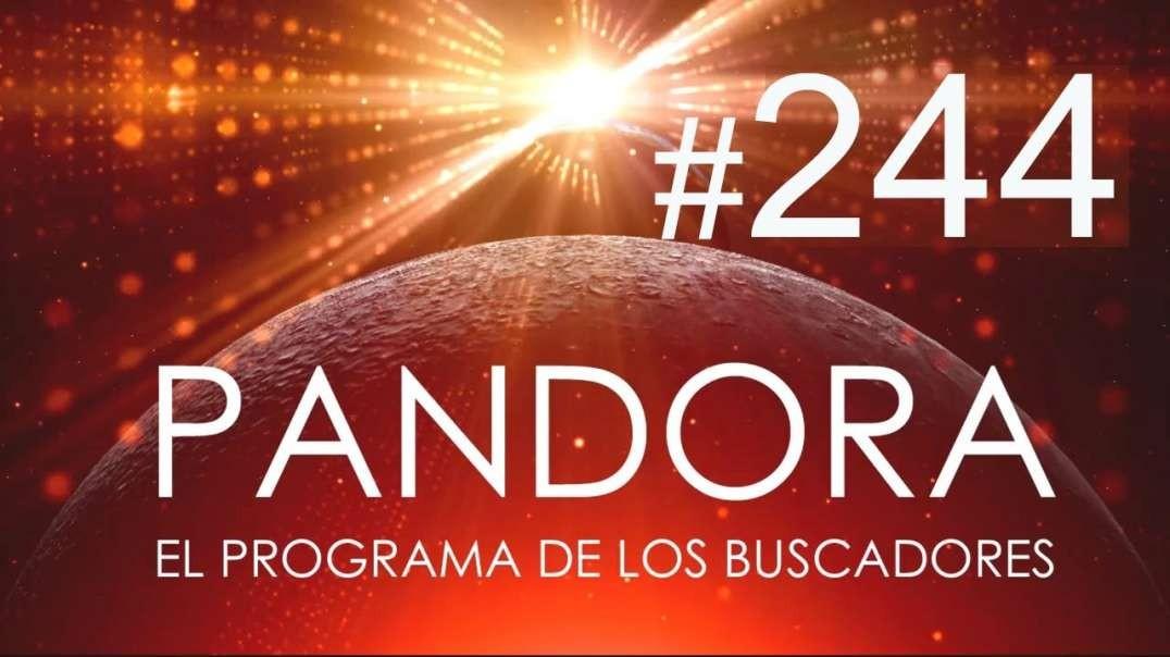 PANDORA #244: OVNIS, Mensajeros de la Conciencia Global - Predicciones Último Trimestre 2020