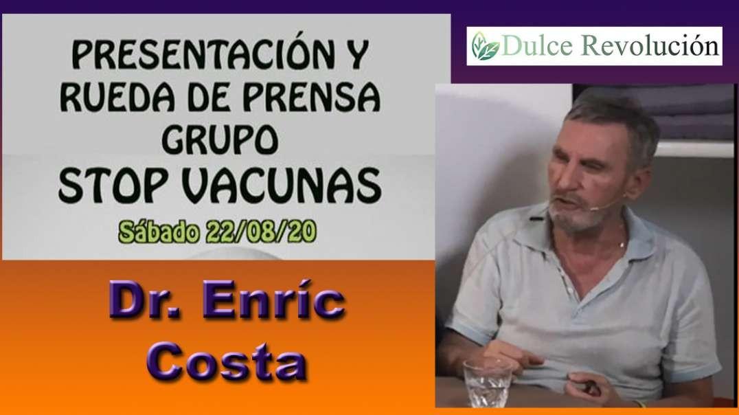 Stop Vacunas -  Dr. Enric Costa (06 de 07)