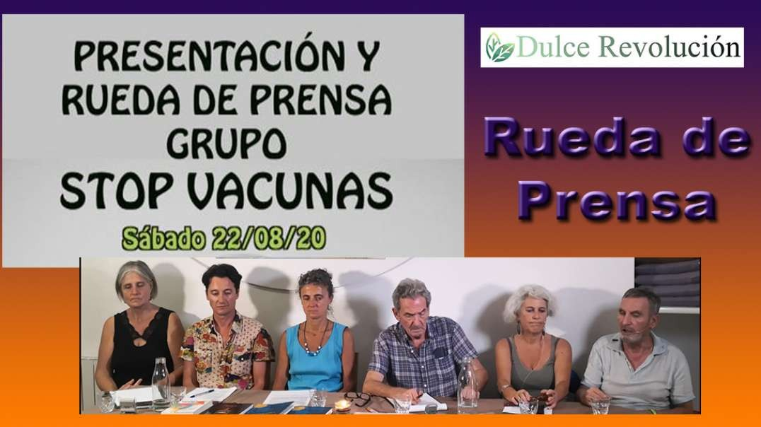 Stop Vacunas - rueda de prensa Stop Vacunas (07 de 07)