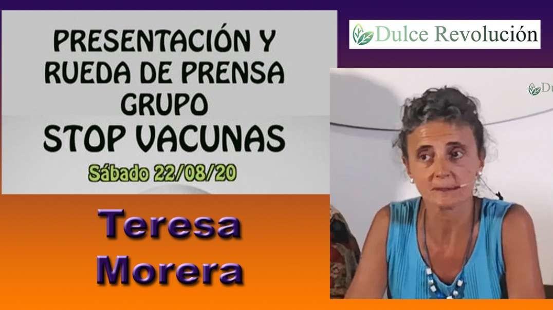 Stop Vacunas - Dr. Xavier Uriarte + Teresa Morera (02 de 07)