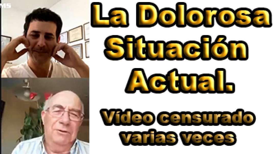 JOSEP PAMIES Y La Dolorosa Situación Actual.