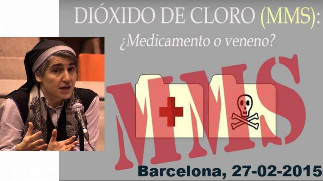 MMS, CDS, dióxido de cloro, Cl..