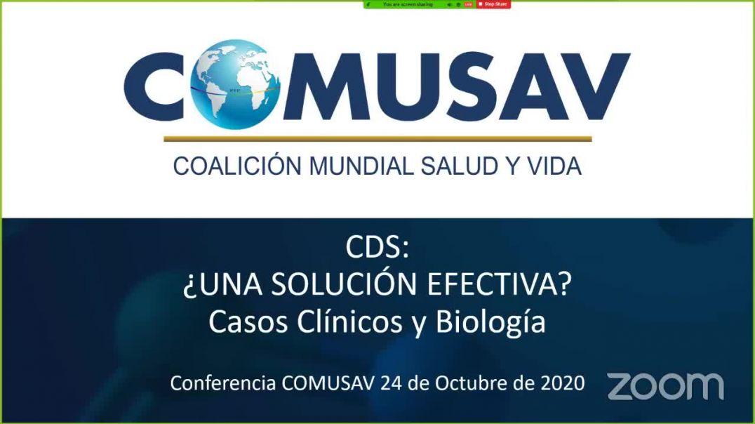Conferencia COALICION MUNDIAL SALUD Y VIDA
