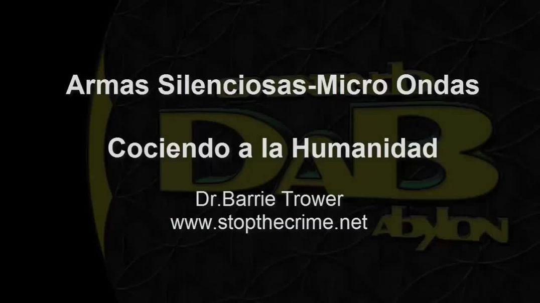 Armas Silenciosas Guerra Electromagnética - Barrie Trower